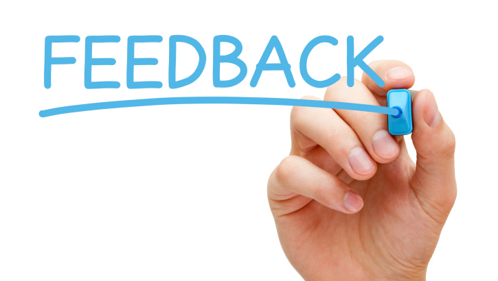 A look at some recent feedback…