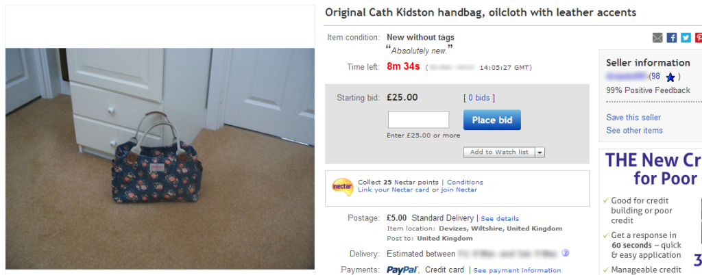How to take the perfect picture for your eBay listing