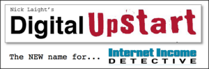 Today sees the birth of the all-new Digital Upstart!