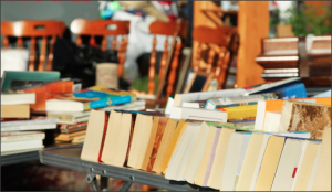 The key to successfully selling at car boot sales