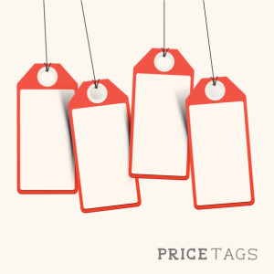 How best to price your books…