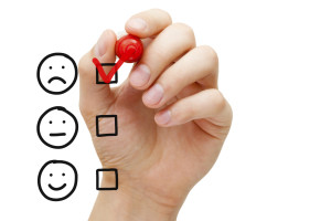 4 reasons customers might leave negative feedback…
