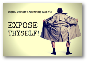 Why are so many internet marketing gurus shooting themselves live on Twitter??