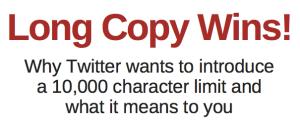 The 10K Twitter Knicker Twist?