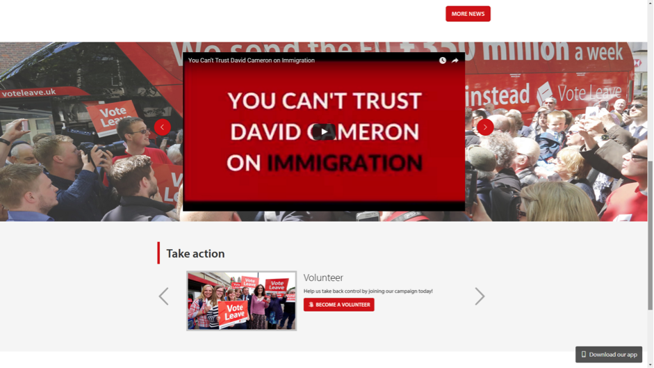 Why you should treat your online marking like a political campaign