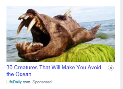 I [HEART] clickbait (but you won't believe the reason why)