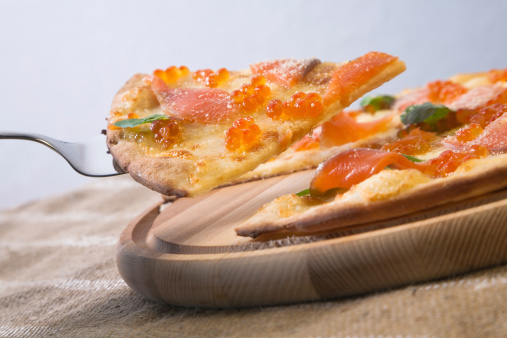 The £240 Pizza Caviar and Other Legal Ways To Steal From The Rich
