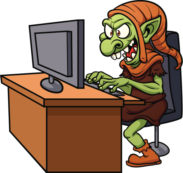 Finally, proof that online trolls are a bunch of SADISTIC PSYCHOPATHS!