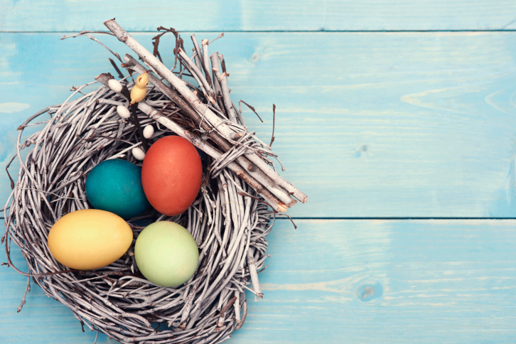 What does Easter mean for your online book sales?