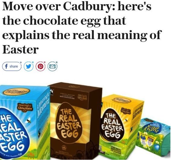 Case Study: The Great Easter Egg Fight of 2017 (And How it Made One Company a Lot of Money)