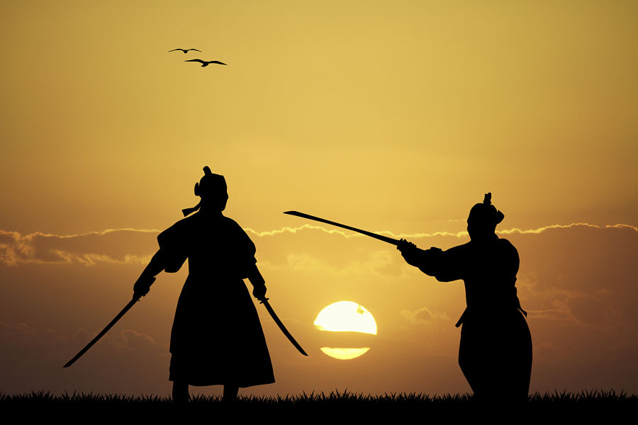 The 'Samurai Sword' of fast and active trading