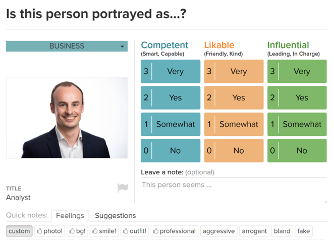 How to Pick the Perfect Profile Photo (Hint: Don't Trust Your Instincts!)