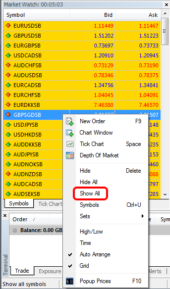 How to 'Iron-out' 8 common Metatrader troubles