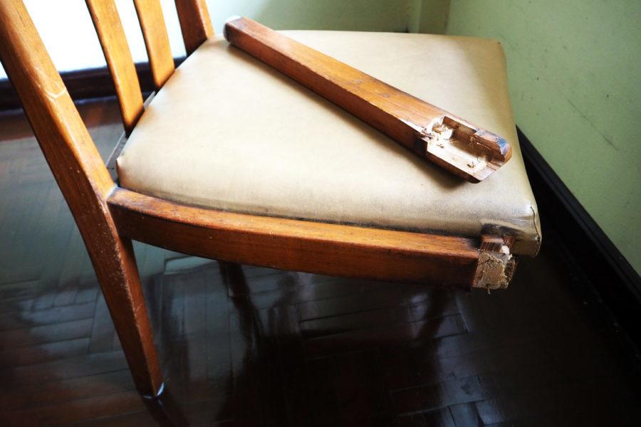 The wonky 3-legged stool of trading
