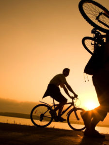 Two things I learned after scrapping with my mountain bike